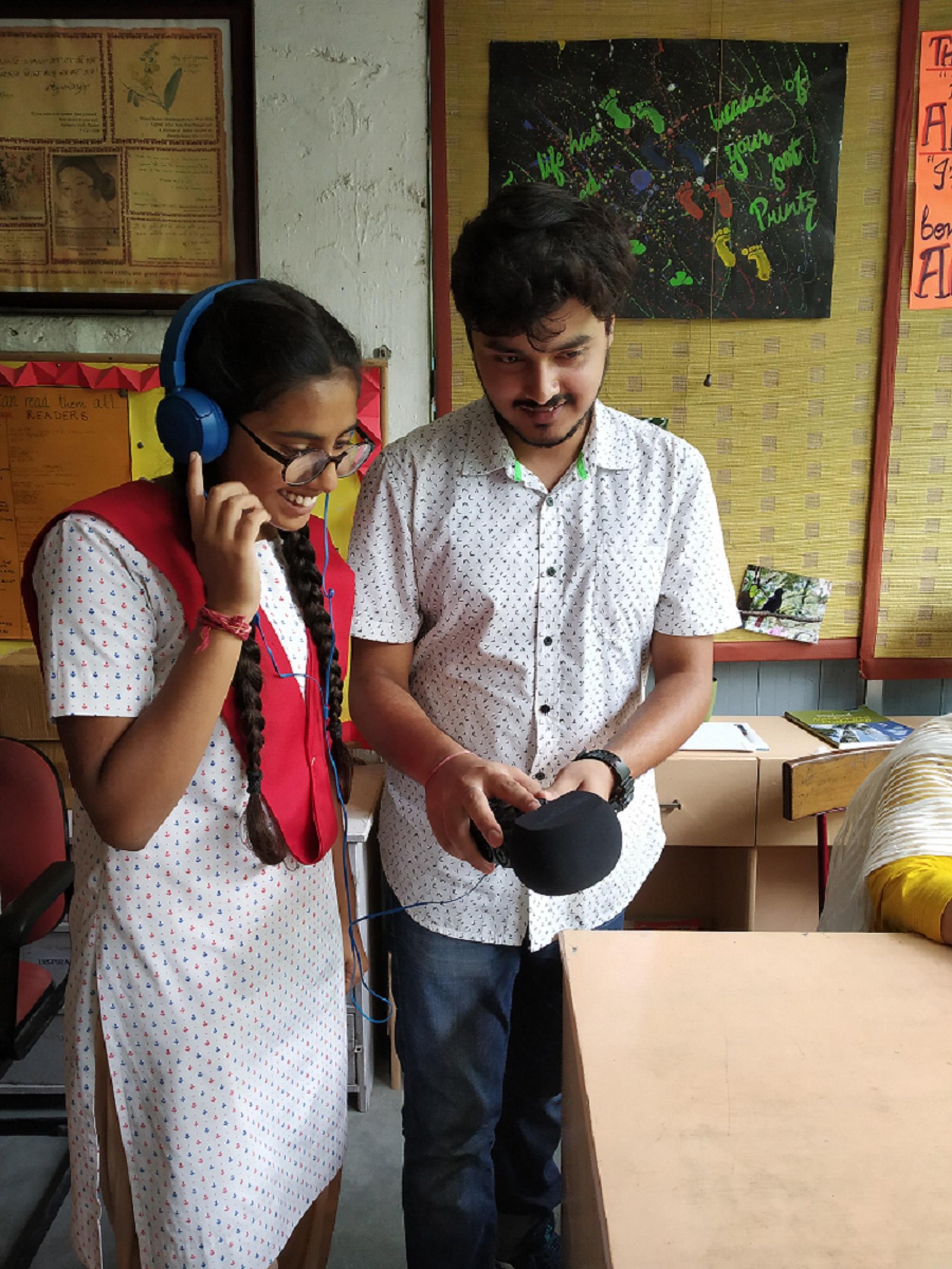 Recording, P.Y.D.S.